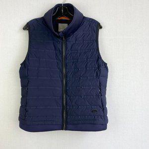 BENCH Blue Vest Puffer